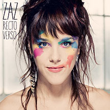 "Zaz ""Recto Verso""  Guitarist #2 Album in France"