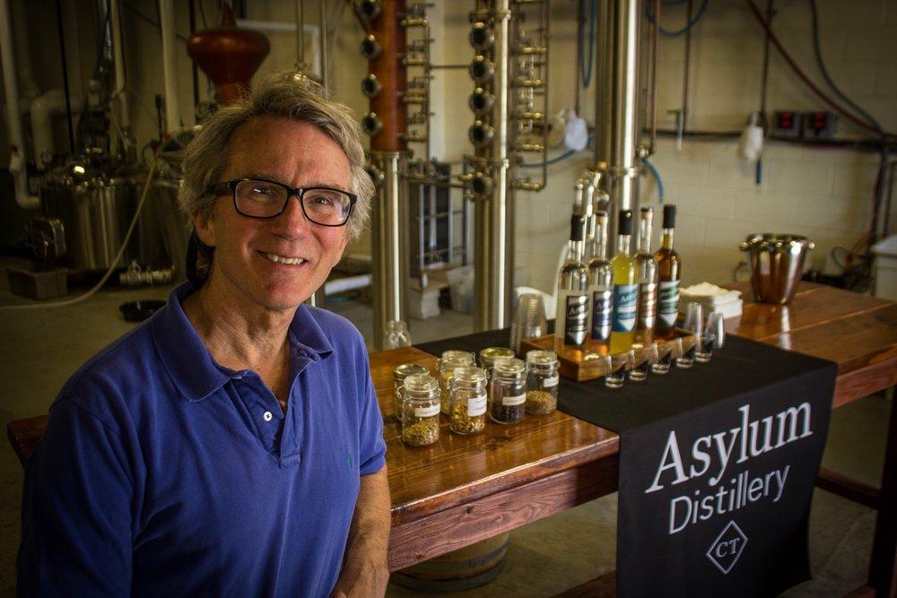 Rob Schulten - Distiller &Educator