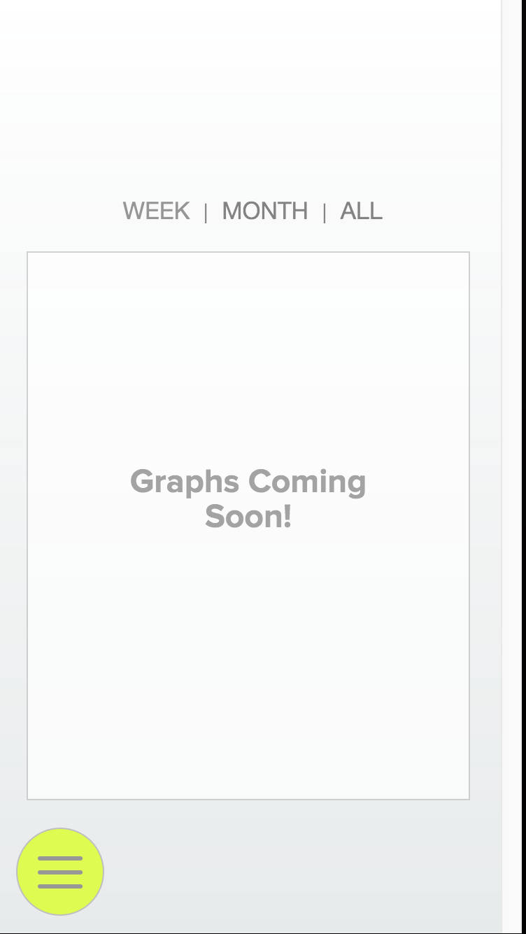 3 - View your metrics (graphs coming soon!)