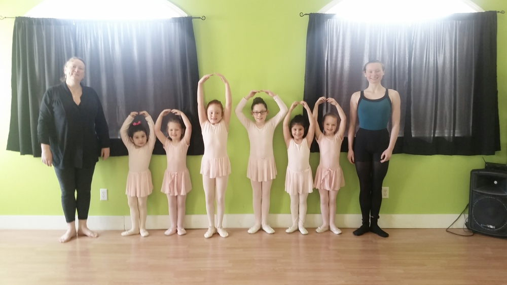 our beautiful dancers!