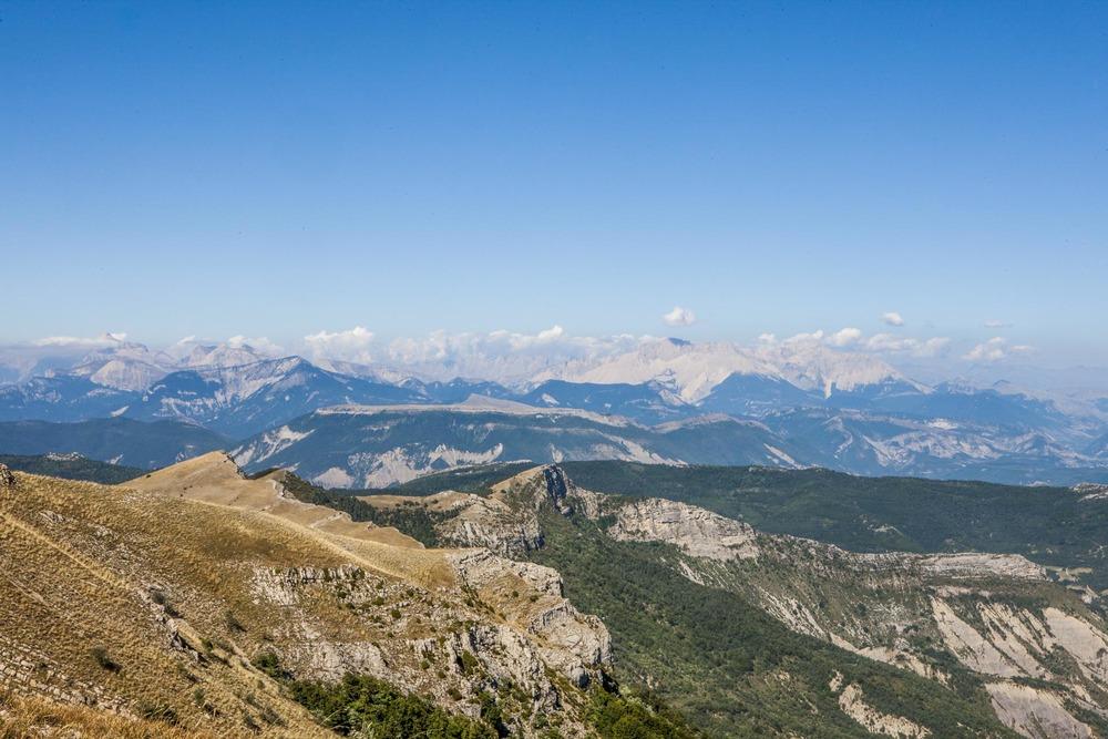 Montagnes des Alpes de Haute Provence