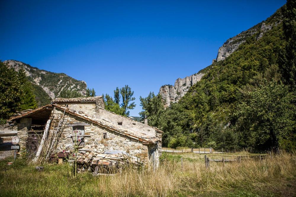 Visite au coeur des hameaux de Provence
