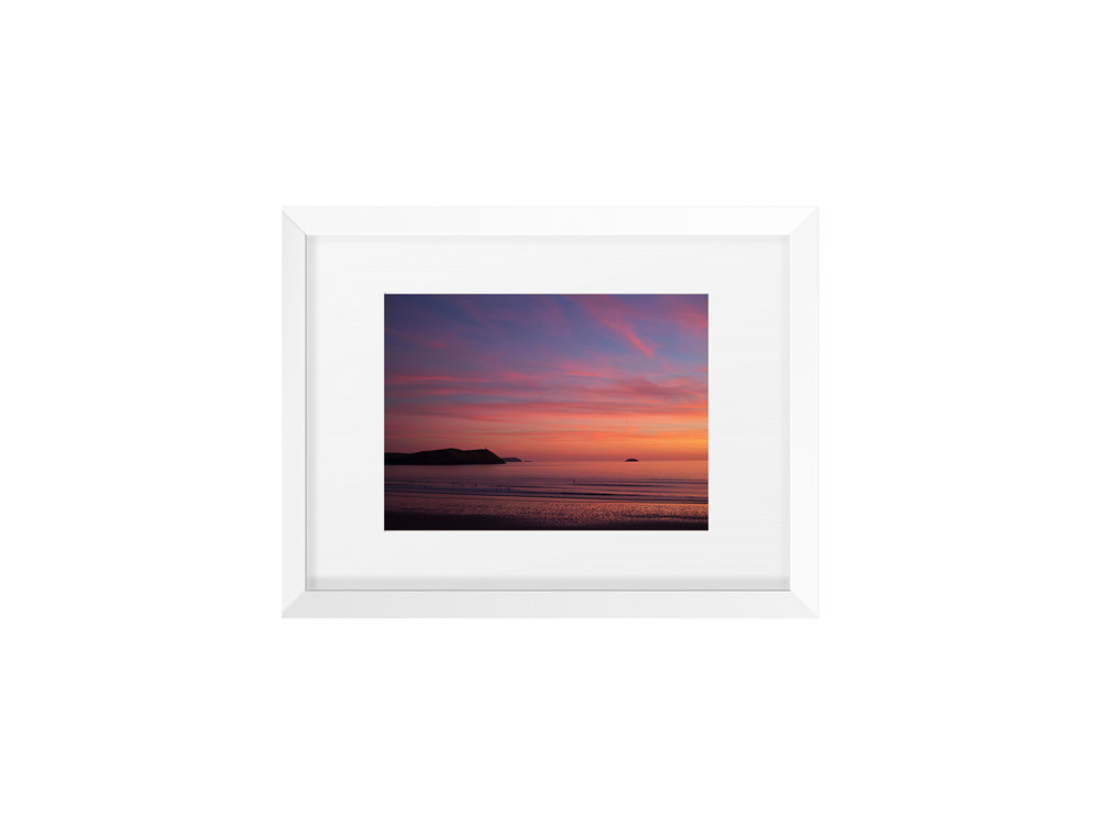 Pink-Haze-Polzeath-Framed.jpg