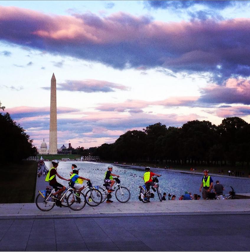 Instagram - Washington Memorial #twilight