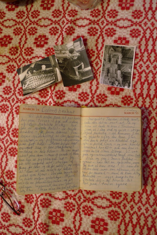 Jakobine's Diary
