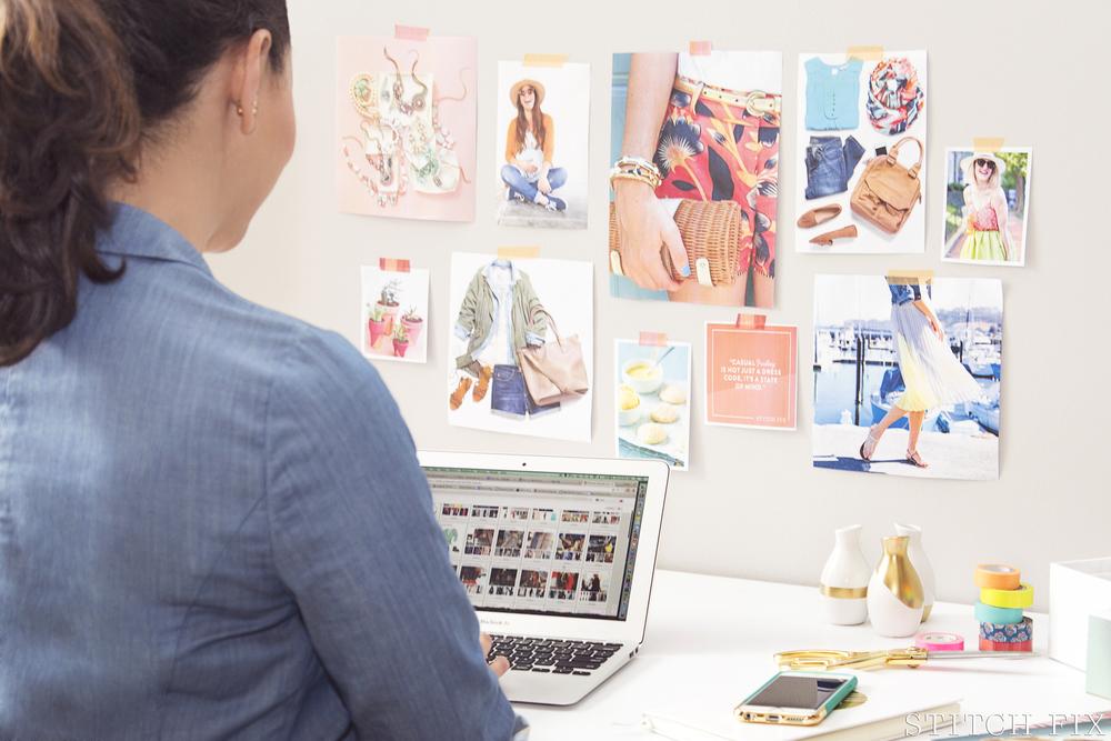 Stitch Fix Blogger: Stylist Tips on Style