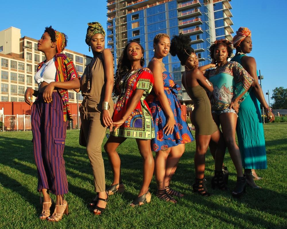 Black Girl Magic Fashion