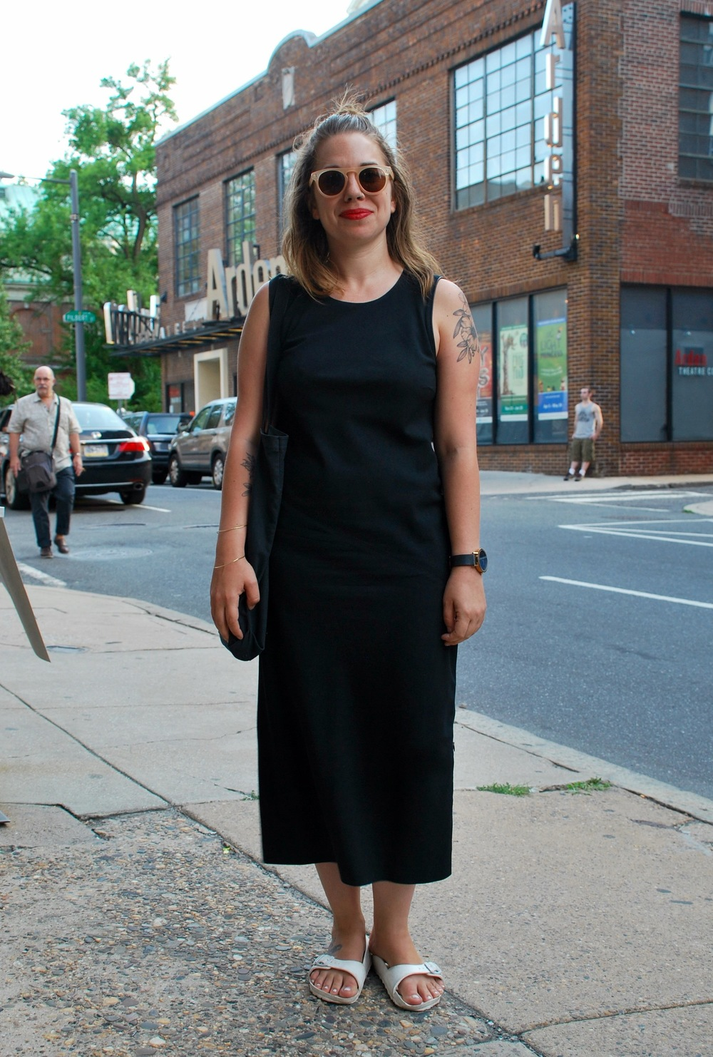 Philadelphia Street Style - Old City