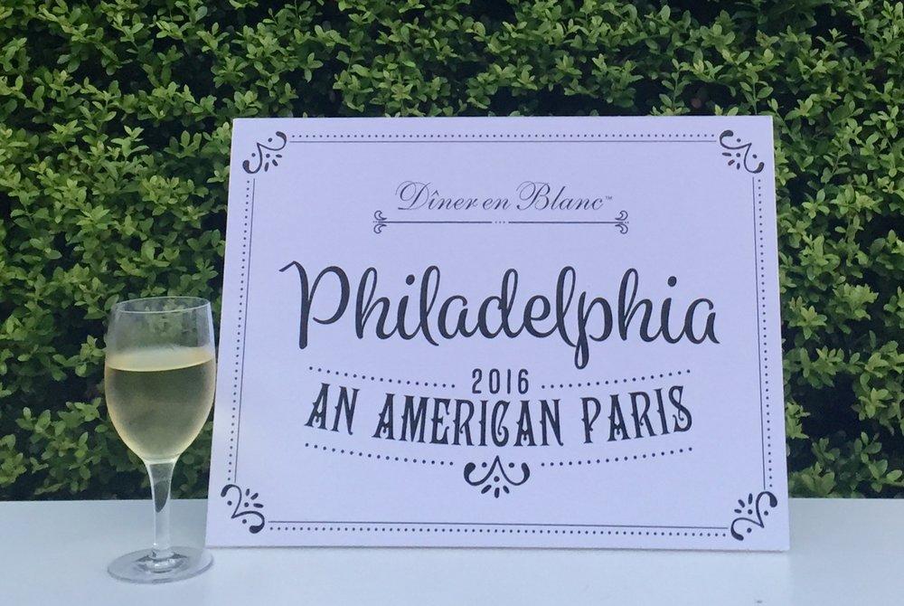 Philadelphia Style Blogger Recaps Diner En Blanc