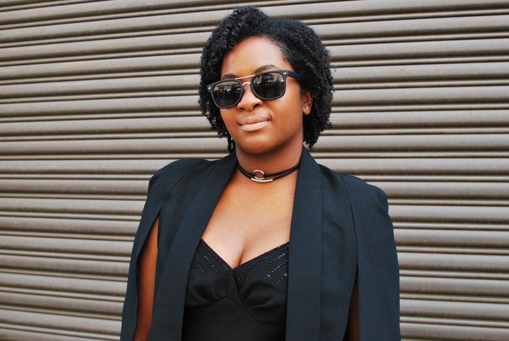 Street Style Photographer Sola Onitiri at NYFW