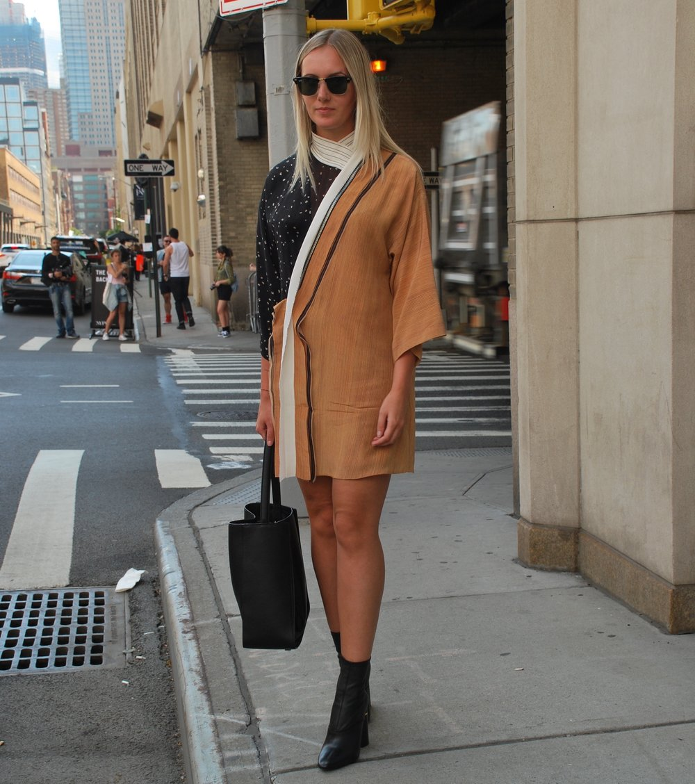 NYFW Street Style - What They Wear To The Shows