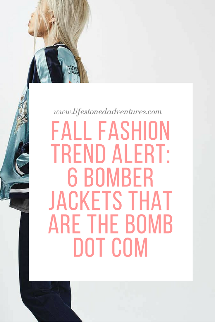 This fall trend is the bomb dot com