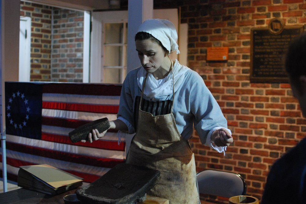 Old city Fest The Betsy Ross House