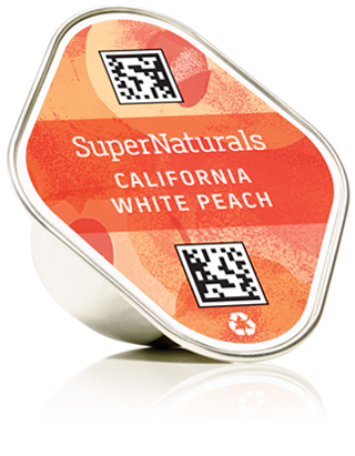 CALIFORNIA WHITE PEACH