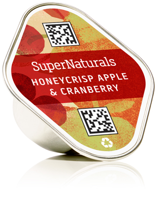 HONEYCRISP APPLE & CRANBERRY