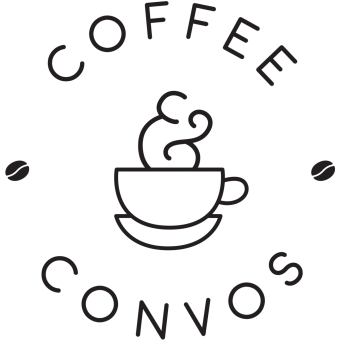 """The Coffee & Convos Podcast: """"Tackling Uncertainty with Action & Courage""""  - By Devin Jones"""