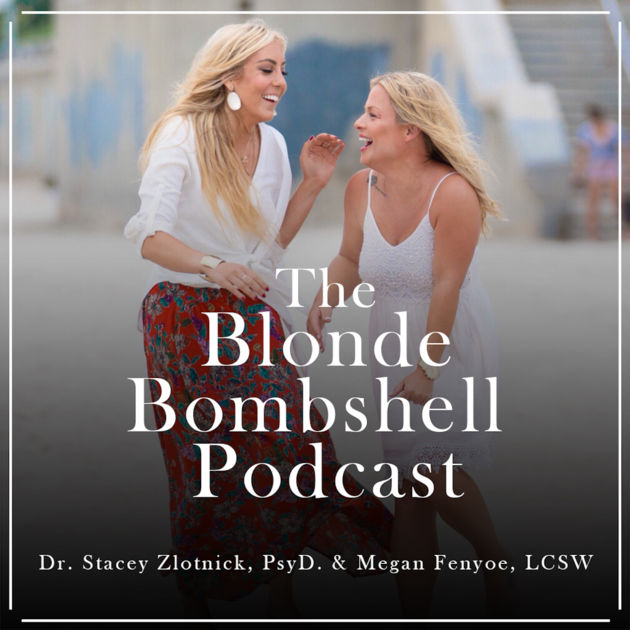 """The Blonde Bombshell Podcast: """"How To Design the Life You Want"""" with Special Guest Devin Jones"""