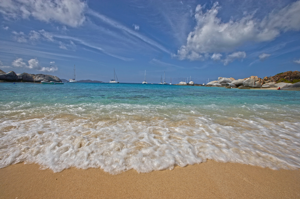 Devil's Bay BVI