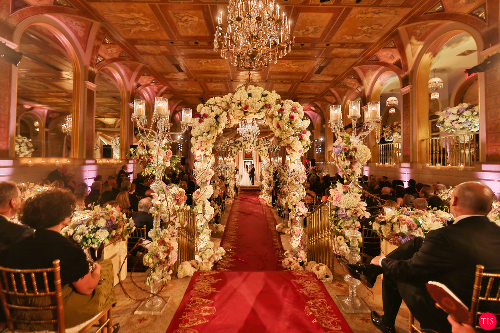 New York Plaza Hotel Wedding
