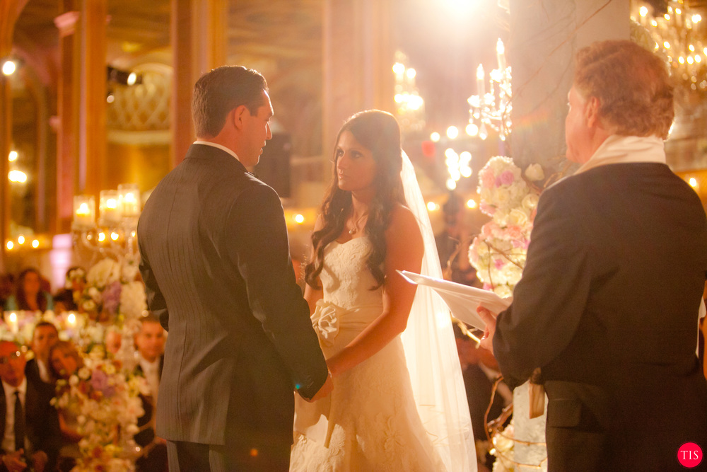 Luxury Wedding at The Plaza Hotel NYC designed by David Tutera