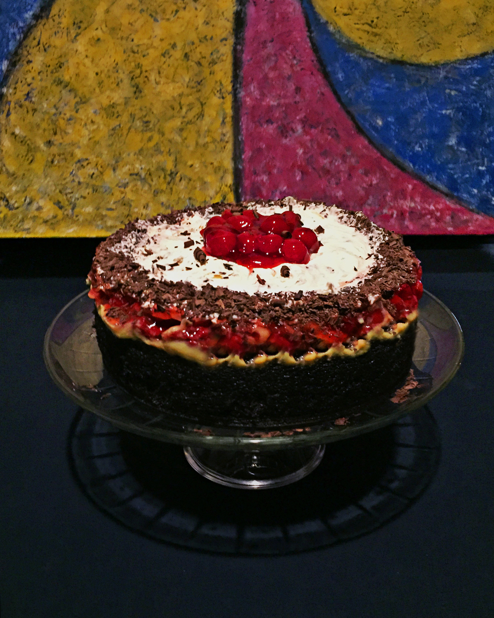 Birthday Cake From Scratch
