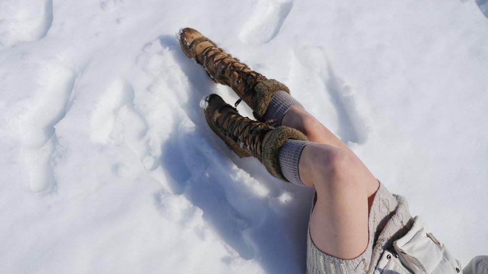 Report Signature Shoes