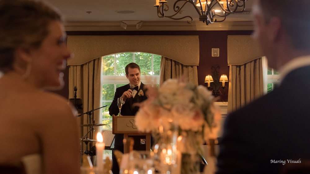 The Wedding Toast