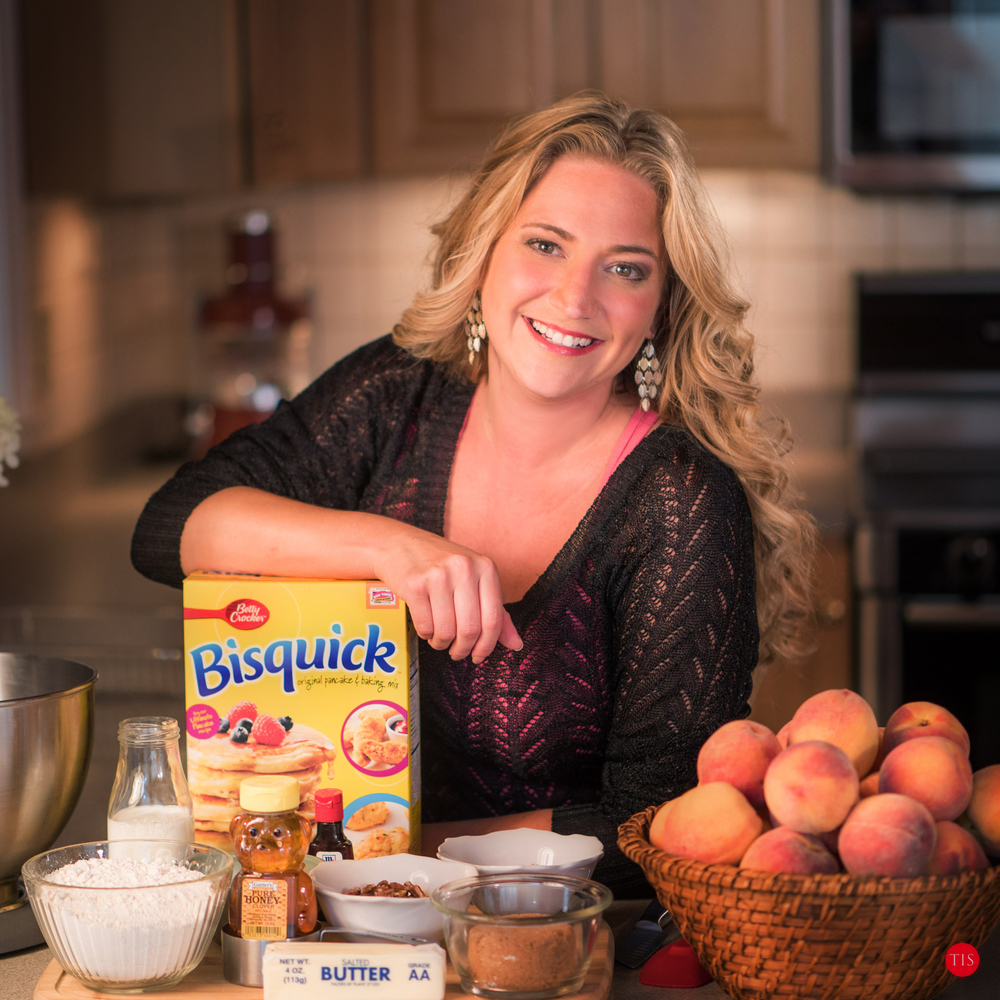 Jennifer Maring in her connecticut home kitchen