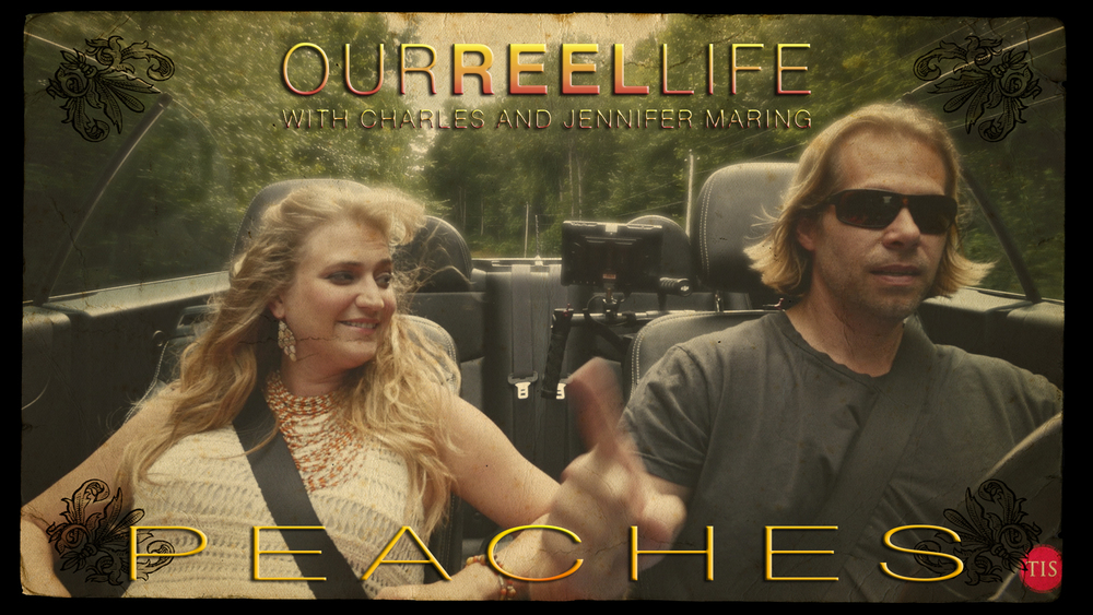 Click Here to see the related Peaches episode of our reel life - web series