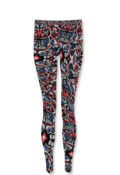 LEGGINGS - Limited Edition Wearable Art COMING SOON