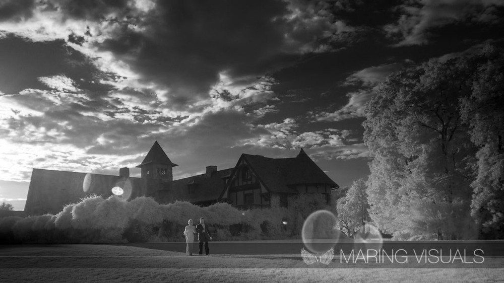 Wedding at Saint Clements Castle