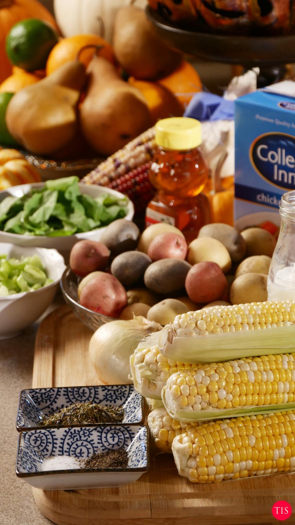 Corn Chowder Recipe Jennifer Maring