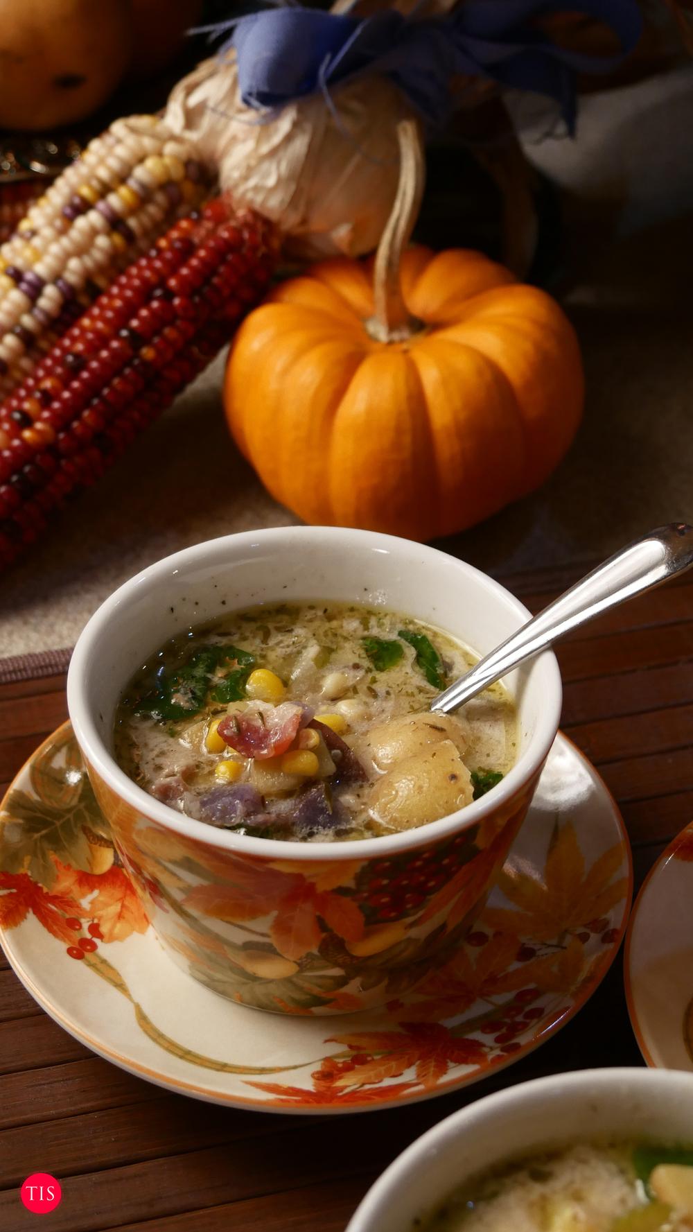 Jennifer Maring Corn Chowder Recipe