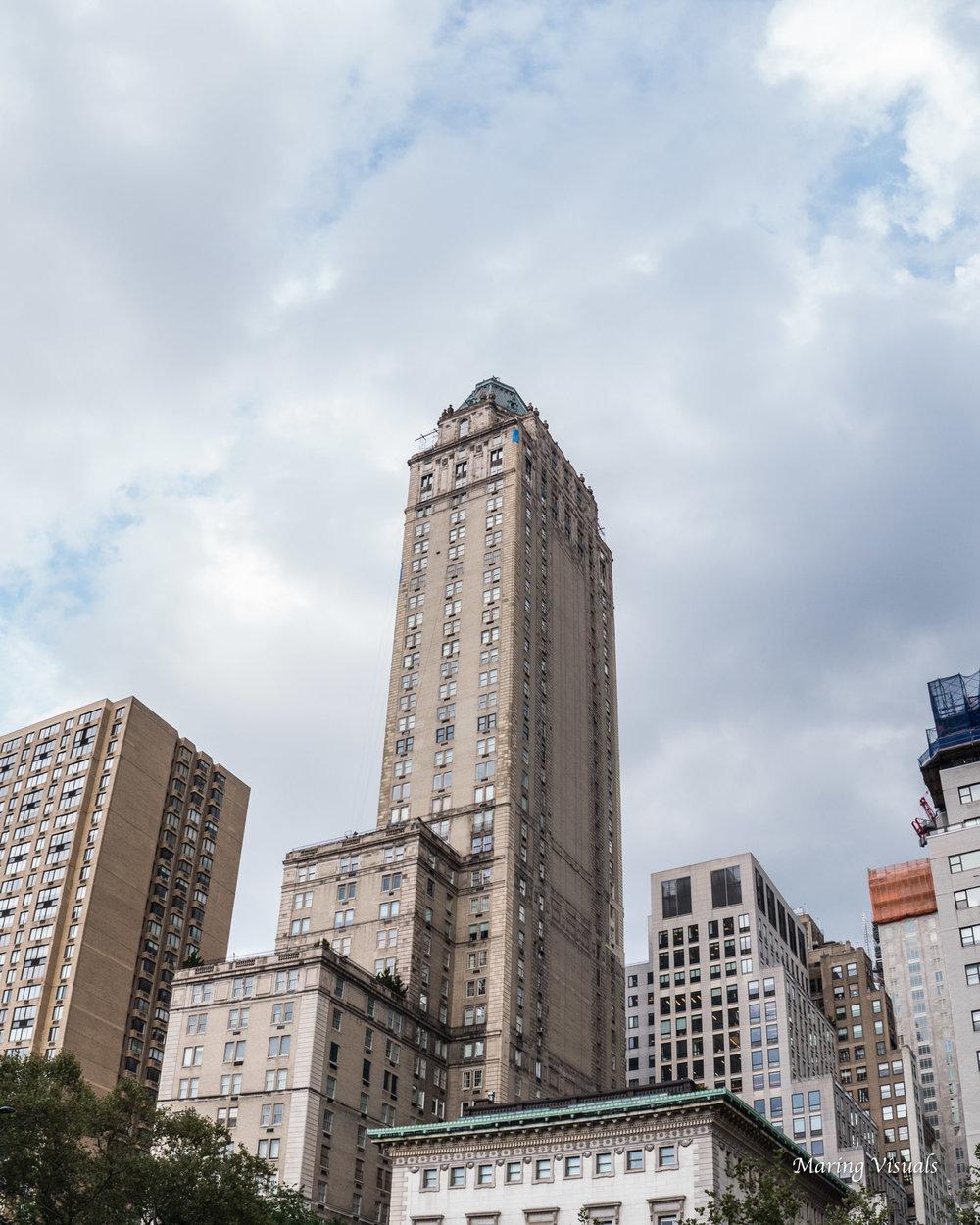 Taj Pierre Hotel NYC