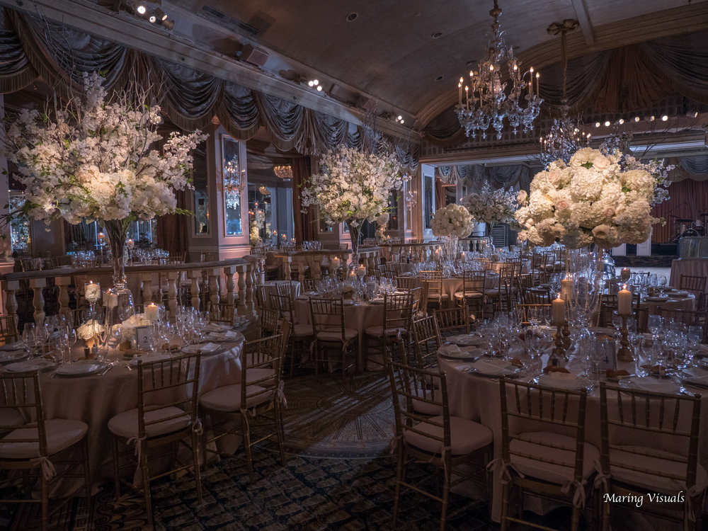 The Pierre Hotel Ballroom
