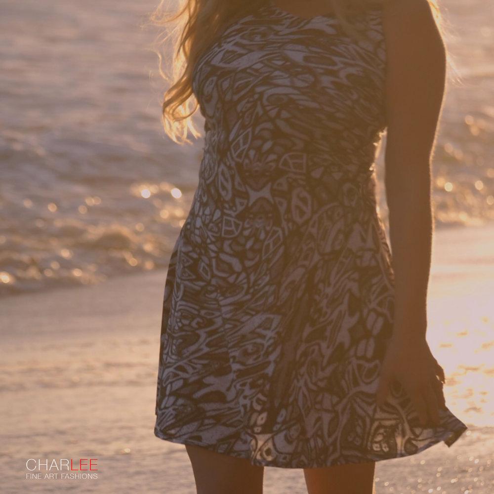 Charlee The Dream Flare Dress BW Malibu CA-06.jpg