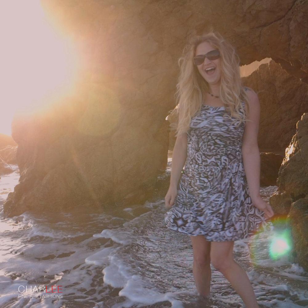Charlee The Dream Flare Dress BW Malibu CA-011.jpg