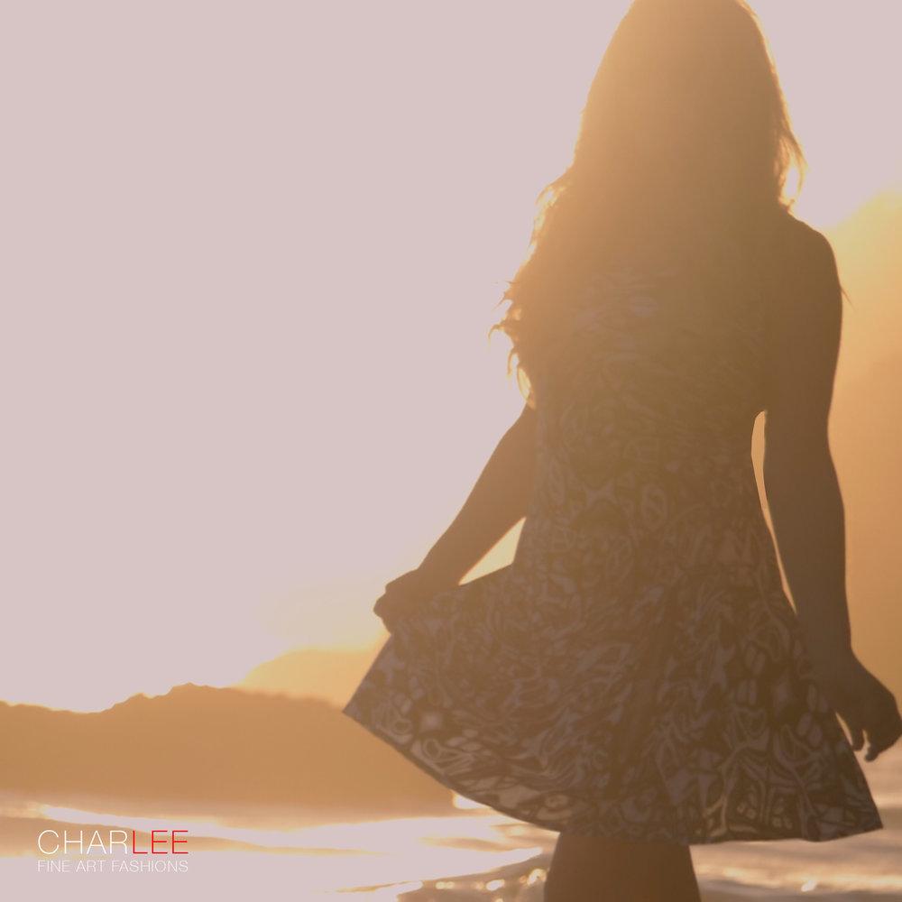 Charlee The Dream Flare Dress BW Malibu CA-016.jpg