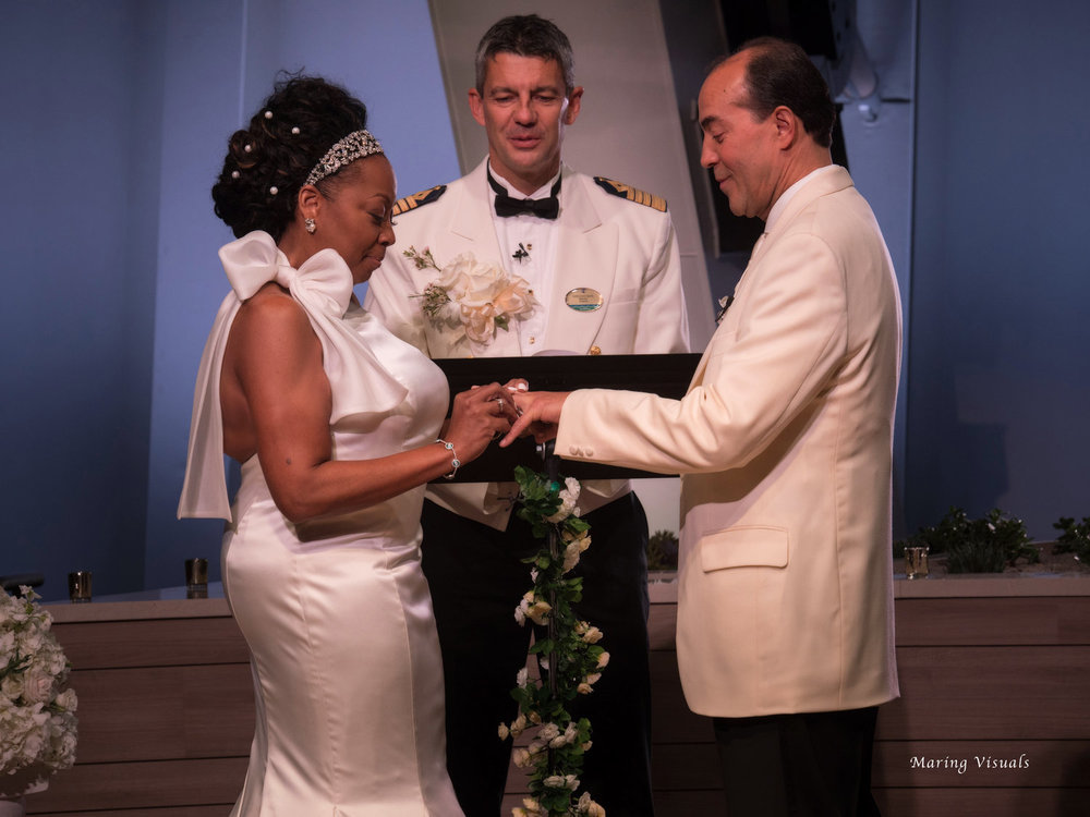 Star Jones and Ricardo Lugo Wedding
