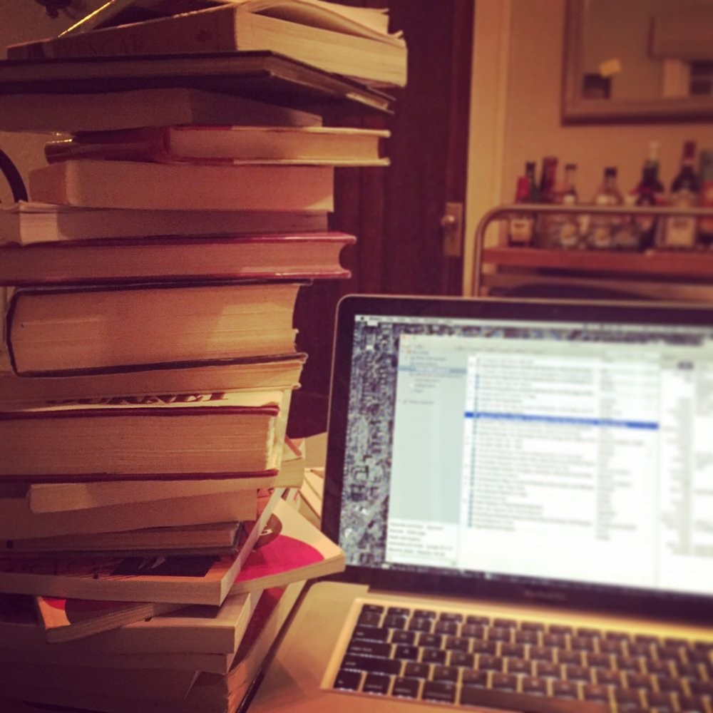 Reading + Notes = Research, right? - zotero or bust!