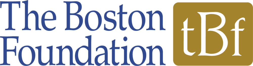 Thanks to our Wrap Party Supporting Sponsor, The Boston Foundation!