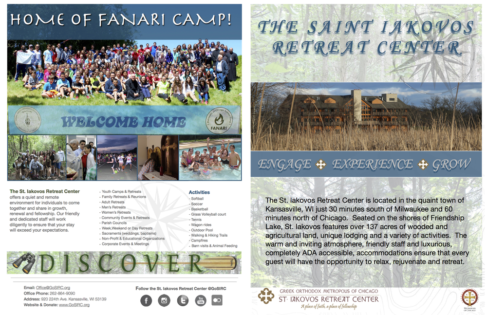 2016 SIRC Parish Brochure