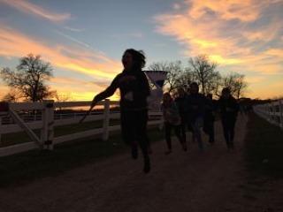 Running towards the weekend! #HappyFriday #Discover #GoSIRC