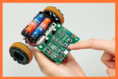 De Push Button Robot