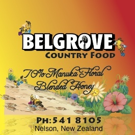 70% MANUKA FLORAL BLENDED HONEY     Pure and delicious, real New Zealand Manuka Honey