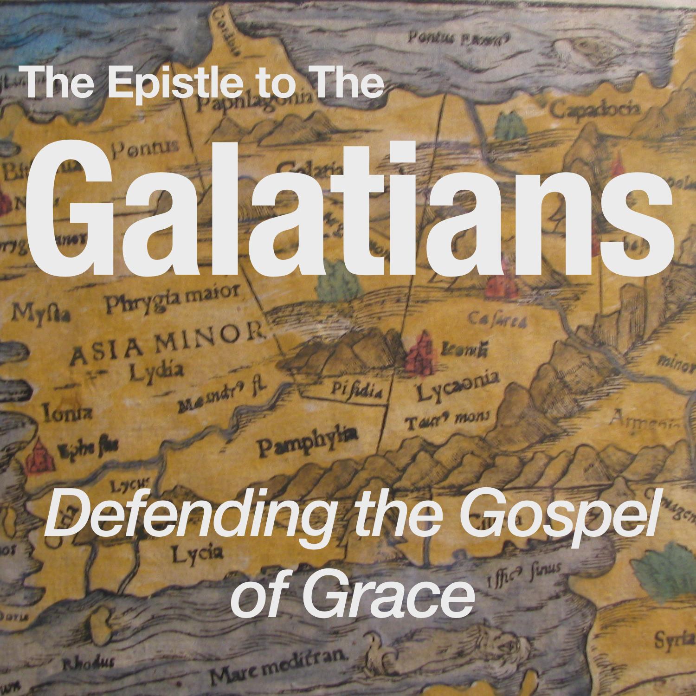 Galatians - Jason Velotta