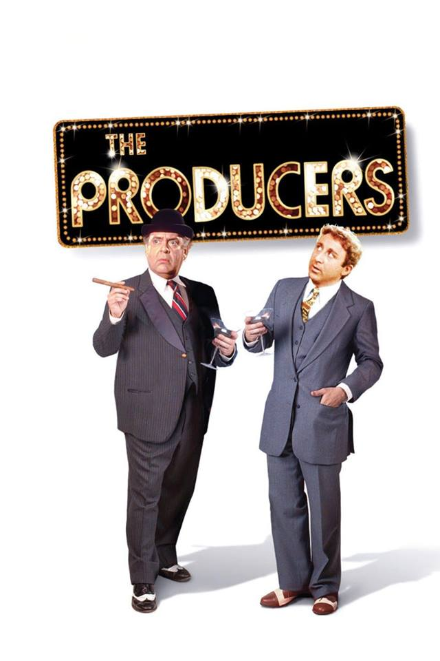 "What does the housing market have to do with plot of the movie ""The Producers?"""