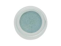 Eyeshadow I am wearing in AMUSED seafoam blue