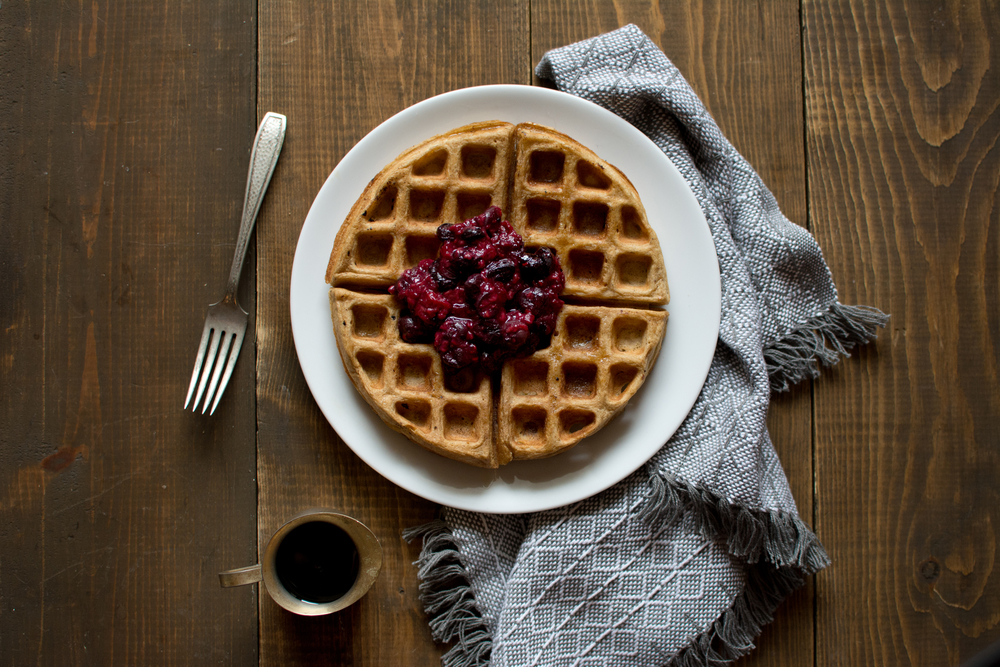 waffles-fruit-topping-recipe