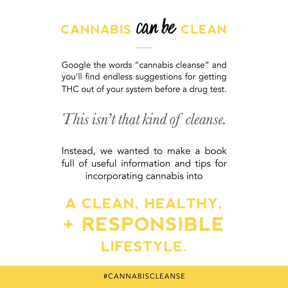 Cannabis Cleanse